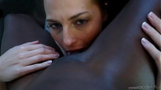 Interracial lesbian couple –  Roxy Rox and Ana Foxxx