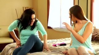 Girls Try Anal – Jenna Sativa, Gracie Glam-Get more girls like this on LESBIAN-SEX.ML